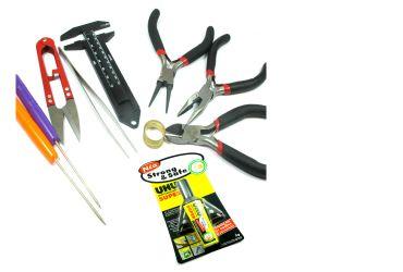 Εργαλεία-Κόλλες