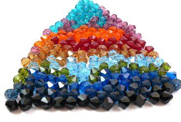 Χάντρες Κρυστάλλινες