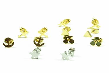 Κοσμήματα Ατσάλι